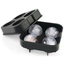 Whiskey Cocktail Ice Cube Ball Maker Silicone Mold Sphere Mould Tray Round Bar