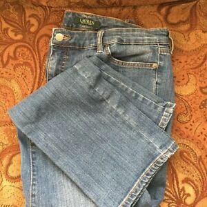 Ralph Lauren Size 14 Jeans Straight leg NWOT