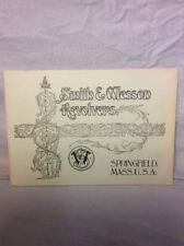 SMITH AND WESSON 1900 REPRODUCTION CATALOG OF 68 PAGES