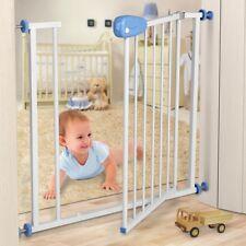 Türschutzgitter Baby Schutzgitter Treppengitter Absperrgitter Kinder 74-87cm