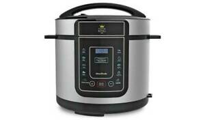 Drew & Cole Pressure King Pro 5L 12-in-1 Digital Pressure Cooker - RRP £59.99