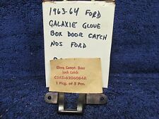 1963-64 FORD GALAXIE  GLOVE BOX DOOR CATCH   NOS FORD 516