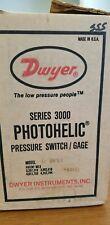 """Photohelic Model 3004 – 0-4"""" WC"""