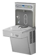 Elkay Lvrcgrn8Wsk Ezh2O Bottle Filling Station with Single Drinking Fountain