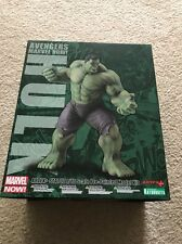 Kotobukiya ArtFX+ Avengers Hulk 1/10 Scale Statue Marvel NEW SEALED