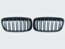 Grill for BMW F45 F46 2 218i Active Tourer Gloss Black Front Grille Dual Fin