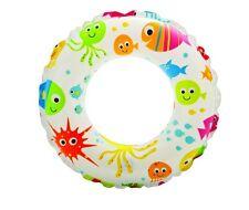 Intex Recreation 59230NP Lively Print Swim Ring New
