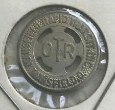 Mansfield Ohio OH Mansfield Rapid Transit Inc Transportation Token
