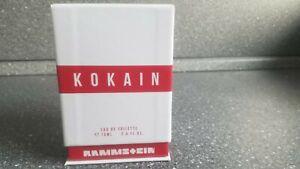Rammstein * Kokain *  Eau de Toilette 75 ml  NEU/OVP
