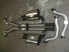 "Holden VE VF SS SSV HSV Maloo Ute Manta 3"" Twin Stainless Steel Exhaust system"