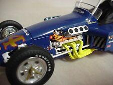 GMP GARY BETTENHAUSEN SUNOCO USAC VINTAGE DIRT CHAMP RACING CAR 1:18 DIECAST