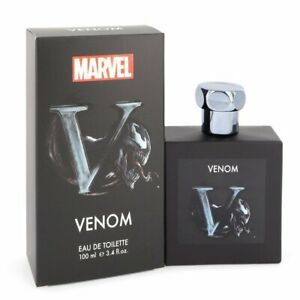 Marvel Venom by Marvel 3.4 oz Eau De Toilette Spray for Men