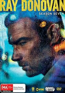 RAY DONOVAN Complete Seventh Season 7 DVD BRAND NEW AND SEALED Region 4!
