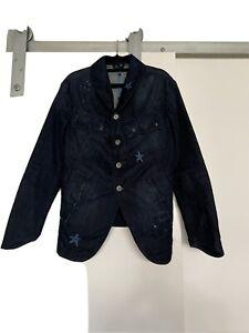 Vivienne Westwood Mens Denim Jacket