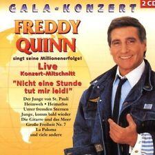 Freddy Quinn non un'ora mi dispiace! - Gala-concerto [CD DOPPIO]