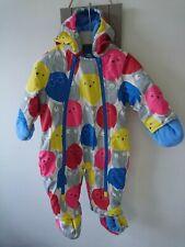 9d40d85dd Baby Boden baby girl owl pattern snowsuit 6-12 months BNWOT