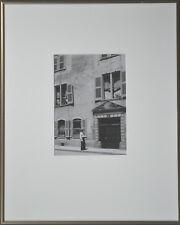 Fotografie, Haus in Italien, etwa 1960
