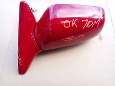 TOYOTA CELICA ST205 GT4 94-96 WING MIRROR FOLDING JDM RED LEFT PASSENGER SIDE