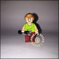 Lego Scooby Doo 75902 SHAGGY Minifigure BRAND NEW Includes Flashlight