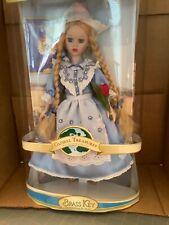 06 Disney Brass Key Keepsakes Collection global treasures holland Porcelain Doll