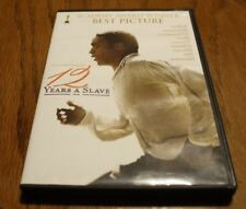 DVD 12 Years A Slave