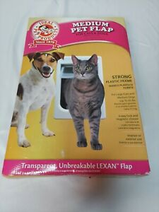 Ideal Medium Pet Flap For Cats And Dogs