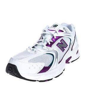 NEW BALANCE 530 Running Sneakers Size 47.5 UK 12.5 US 13 Contrast Mesh Metallic