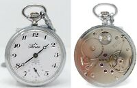 Orologio Perseo FS mechanical watch caliber ut 6497 pocket watch 42 mm clock