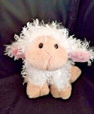 Webkinz PLUSH ONLY : LIL KINZ  LAMB  - JUST the PLUSH !!!!!!