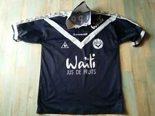 MAILLOT FOOT LE COQ SPORTIF GIRONDINS BORDEAUX N°27 JPP PAPIN TAILLE/XL/D7 TBE