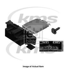 New Genuine Febi Bilstein Interior Blower Resistor 100043 Top German Quality