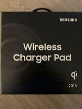 Samsung Wireless Charger Pad- 2018 Black 887276288291