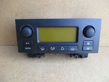 CITROEN C4 A/C Digital Heater Climate Control Genuine 9658084577 2004-2010