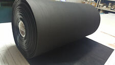 RIB RUBBER MATTING BLACK ROLL 24