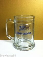 Stoney Creek Inn Chillin' At The Creek cocktail drink beer glass mug mugs PY1