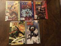 Ultimate X-Men #21 - 25 Full Run! Hellfire And brimstone (Marvel)
