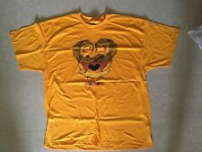 Threadless  THE GREATEST CONNECTION Men's XXL 2XL siamese twins T-shirt rare NEW