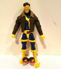 HASBRO MARVEL LEGENDS 3 PK LOVE TRIANGLE CYCLOPS(SCOTT SUMMERS) WITH BLAST HAND