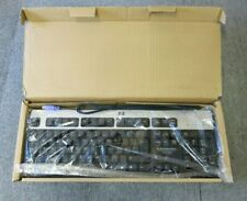 New HP 434820-031 Black & Silver UK QWERTY PS/2 Computer PC Laptop Keyboard