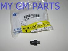 GM OEM FIXED COLUMN IGNITION SECTOR GEAR FITS MODELS FROM 1969-2008 NEW  7812526