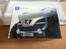 Norev Peugeot Hoggar in Grey on 1:43 in Box