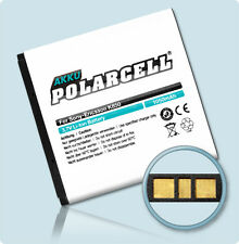 polarcell Battery for Sony Ericsson W995 W580i W980 S500i T303 BST-38 BATTERY
