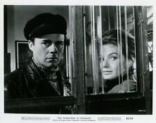 DIRK BOGARDE MARIA PERSCHY THE PASSWORD IS COURAGE 1962 VINTAGE PHOTO ORIGINAL 6