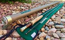 Sage XP Graphite IIIe 9ft 4wt 2pc Fly Rod w/ Tube & Sock - Used