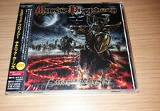 MYSTIC PROPHECY - SATANIC CURSES+1+DVD JAPAN (1st Print) (POCE-96004) SEALED OOP