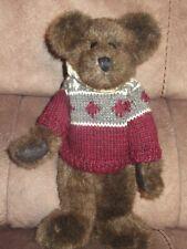"Boyds Bear ""Bauer B. Bear"" (Eddie Bauer)"