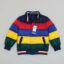 Tommy Hilfiger Kids Boys Puffer Down jacket size X-Small...