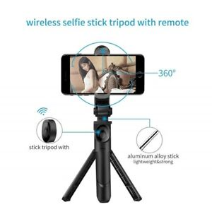 Bluetooth selfie stick for iphone Android Huawei tripod selfie Mobile Phone