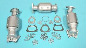 Fits 2005 2006 2007 2008 Honda Pilot 3.5L Catalytic Converters Set (FREE GASKETS