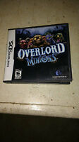 Overlord: Minions (Nintendo DS, 2009)